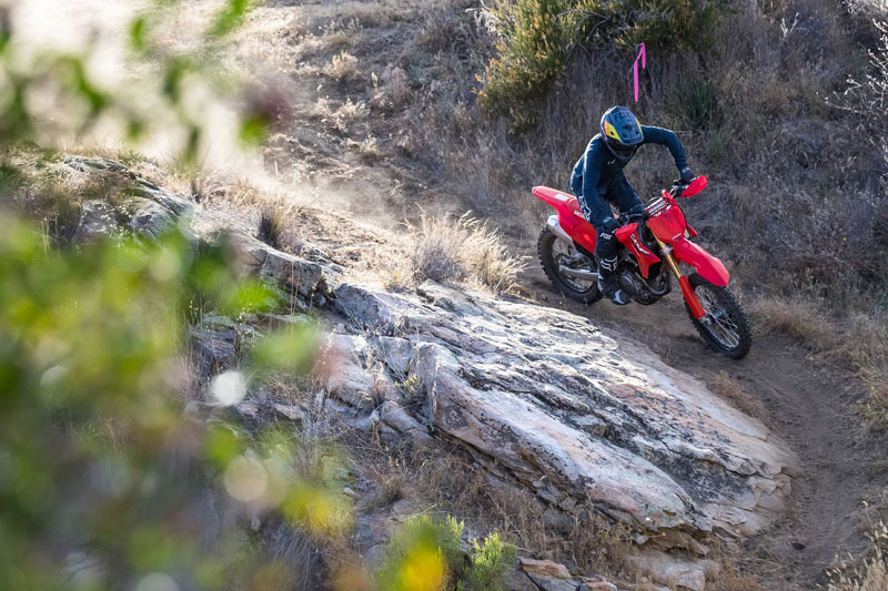 2021 Honda CRF450RX in Fremont, California - Photo 6
