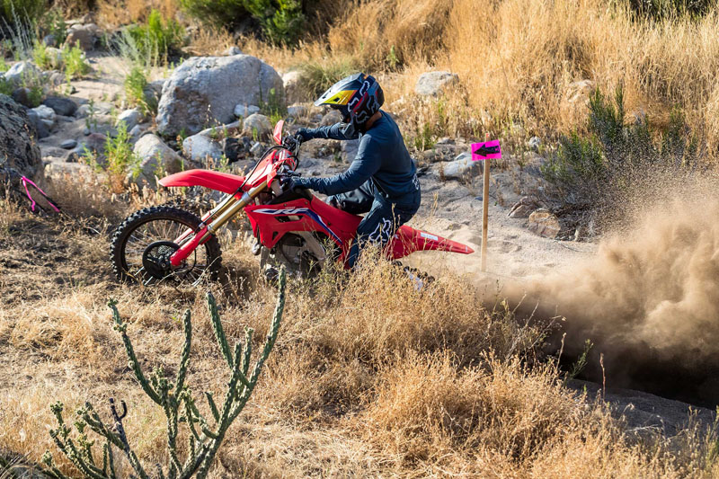 2021 Honda CRF450RX in Lincoln, Maine - Photo 7