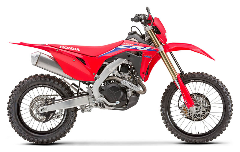 2021 Honda CRF450X in Rice Lake, Wisconsin - Photo 1