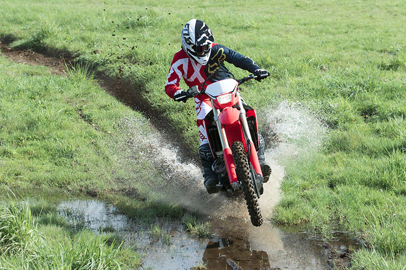 2021 Honda CRF450X in Augusta, Maine - Photo 2