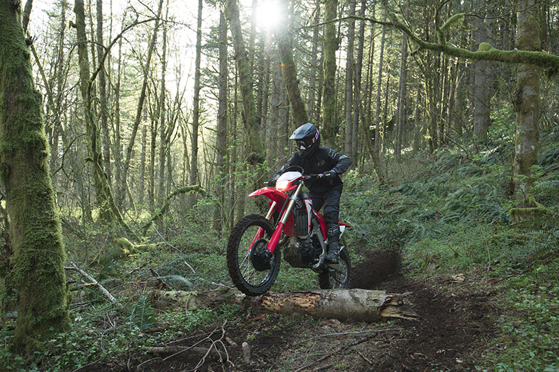 2021 Honda CRF450X in Grass Valley, California - Photo 3