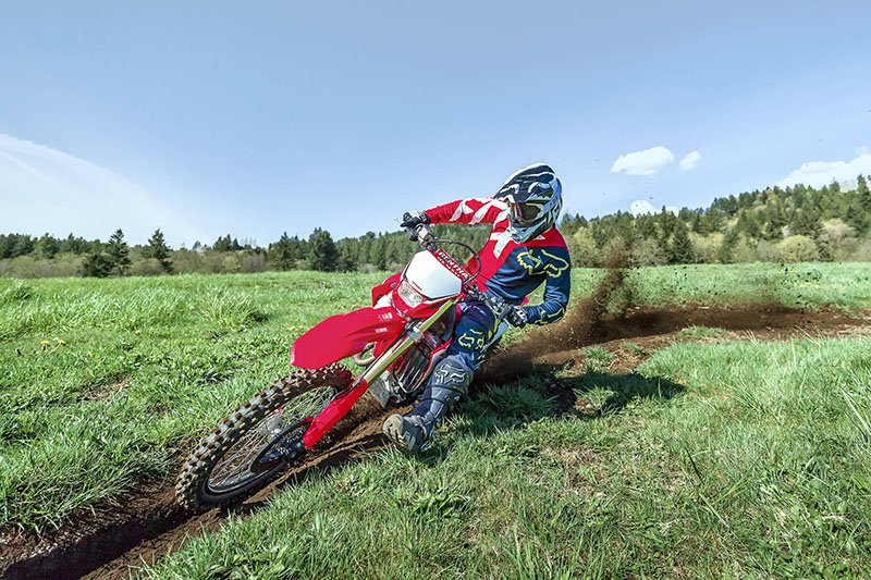 2021 Honda CRF450X in Augusta, Maine - Photo 4