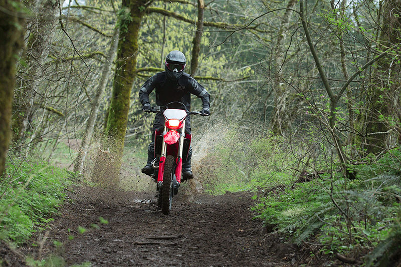 2021 Honda CRF450X in Grass Valley, California - Photo 5