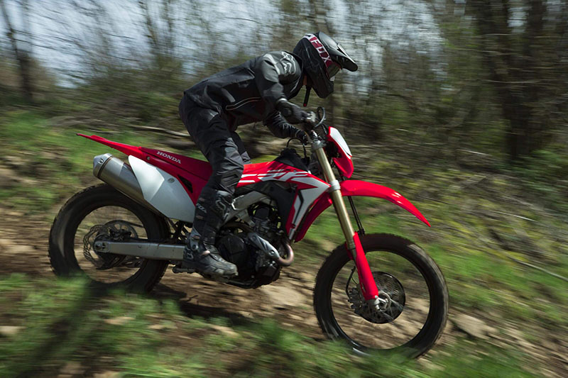 2021 Honda CRF450X in Grass Valley, California - Photo 7