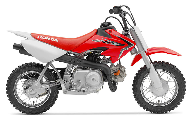 2021 Honda CRF50F in Chico, California - Photo 1