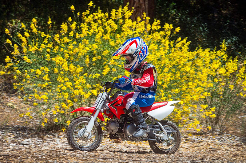 2021 Honda CRF50F in Spencerport, New York - Photo 4