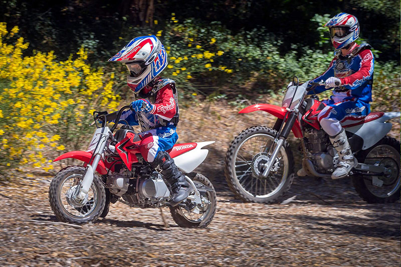 2021 Honda CRF50F in West Bridgewater, Massachusetts - Photo 5