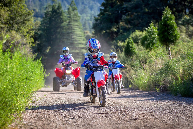 2021 Honda CRF50F in West Bridgewater, Massachusetts - Photo 7