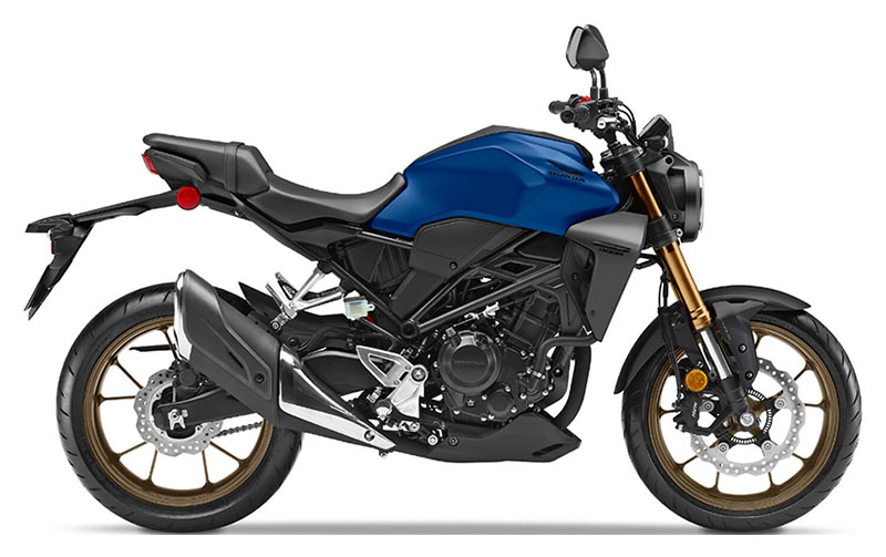 2021 Honda CB300R ABS in Freeport, Illinois