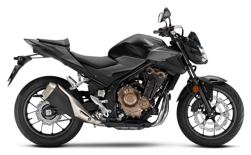 2021 Honda CB500F ABS in Norfolk, Virginia