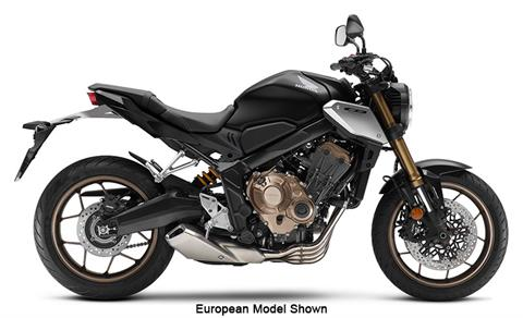 2021 Honda CB650R ABS in Shelby, North Carolina