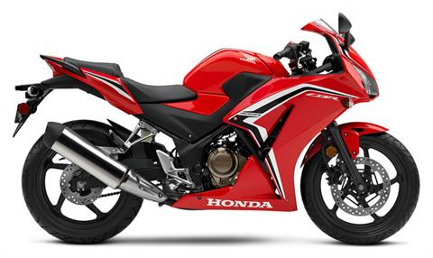 2021 Honda CBR300R in Bennington, Vermont - Photo 1