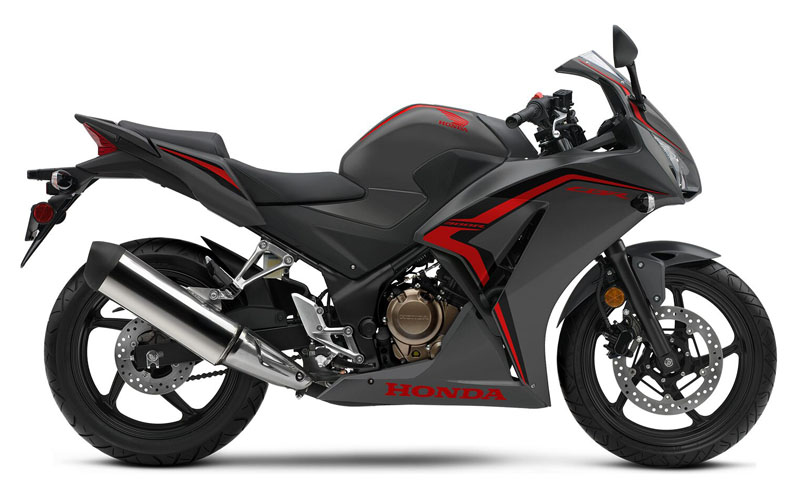 2021 Honda CBR300R in Massillon, Ohio - Photo 1