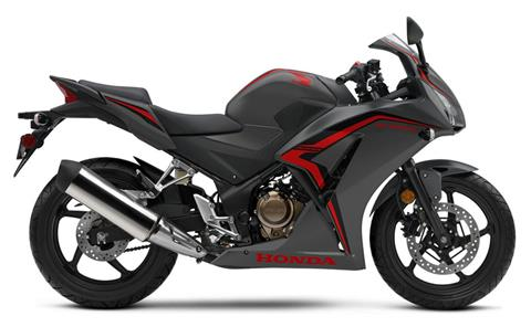 2021 Honda CBR300R in Lewiston, Maine - Photo 1