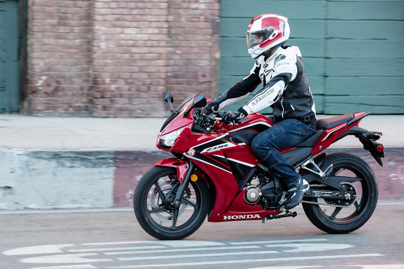 2021 Honda CBR300R in Lewiston, Maine - Photo 5
