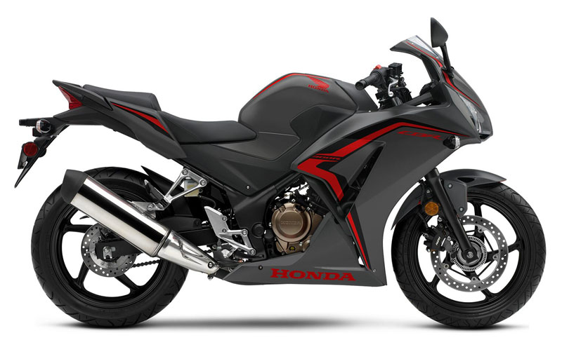 2021 Honda CBR300R ABS in Hollister, California - Photo 1