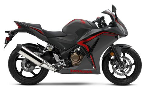 2021 Honda CBR300R ABS in Davenport, Iowa - Photo 1