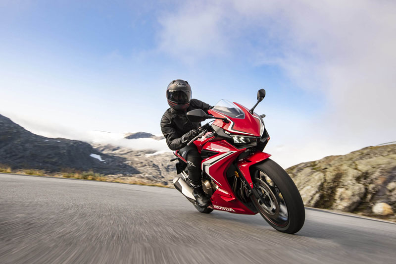 2021 Honda CBR500R ABS in Colorado Springs, Colorado - Photo 5