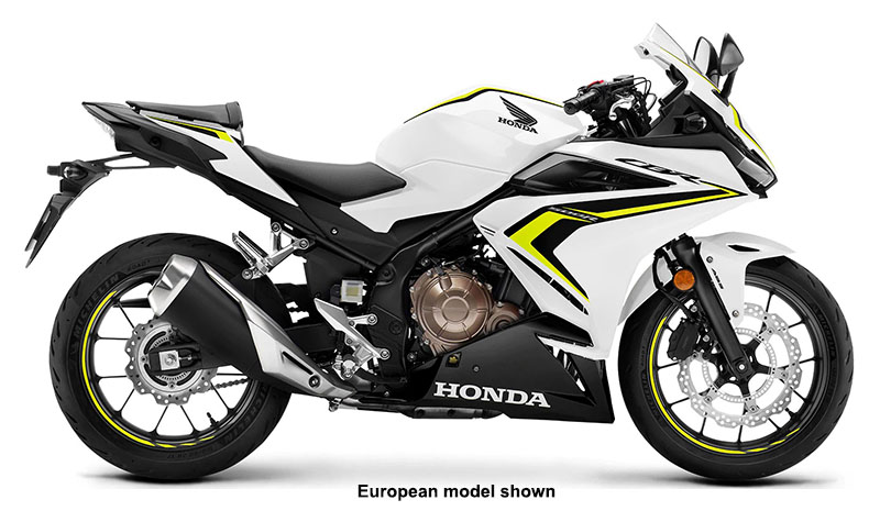 2021 Honda CBR500R ABS in Chico, California - Photo 1