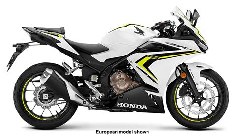 2021 Honda CBR500R ABS in Canton, Ohio - Photo 1