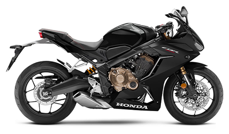 2021 Honda CBR650R ABS in Visalia, California - Photo 1