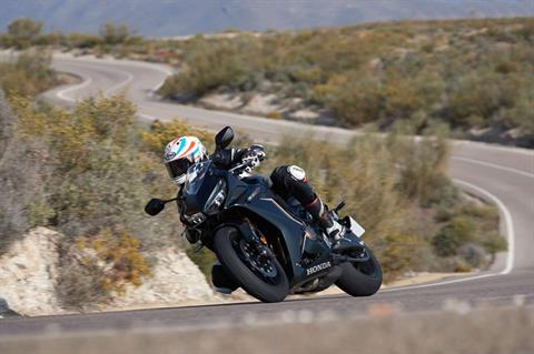 2021 Honda CBR650R ABS in Albuquerque, New Mexico - Photo 5
