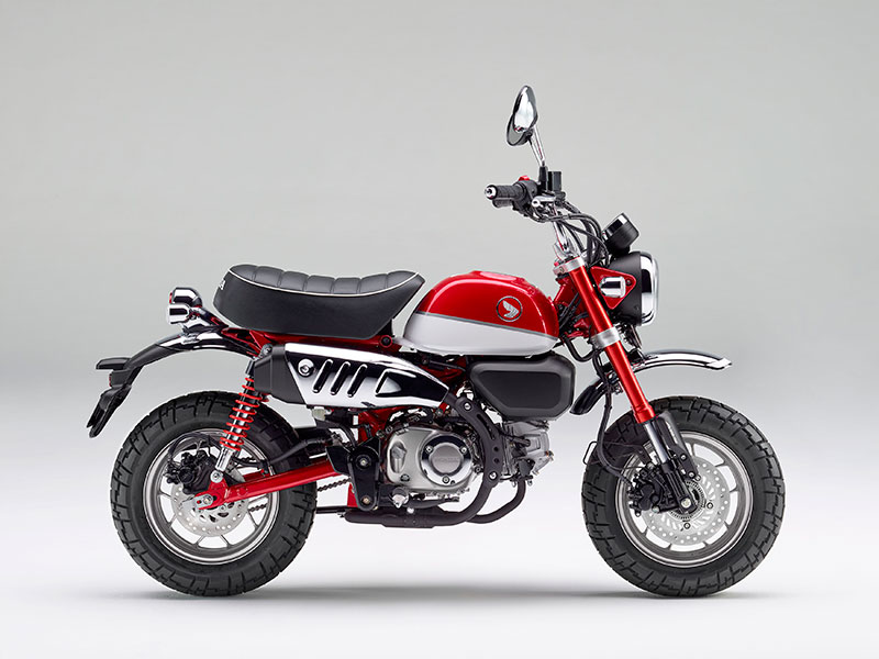 2021 Honda Monkey ABS in Starkville, Mississippi - Photo 2