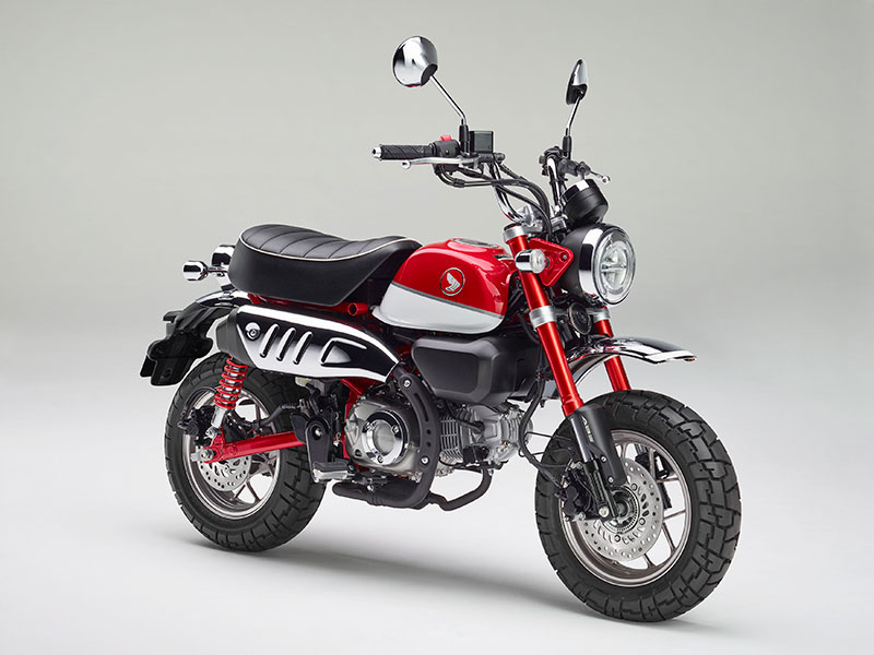 2021 Honda Monkey ABS in Monroe, Michigan