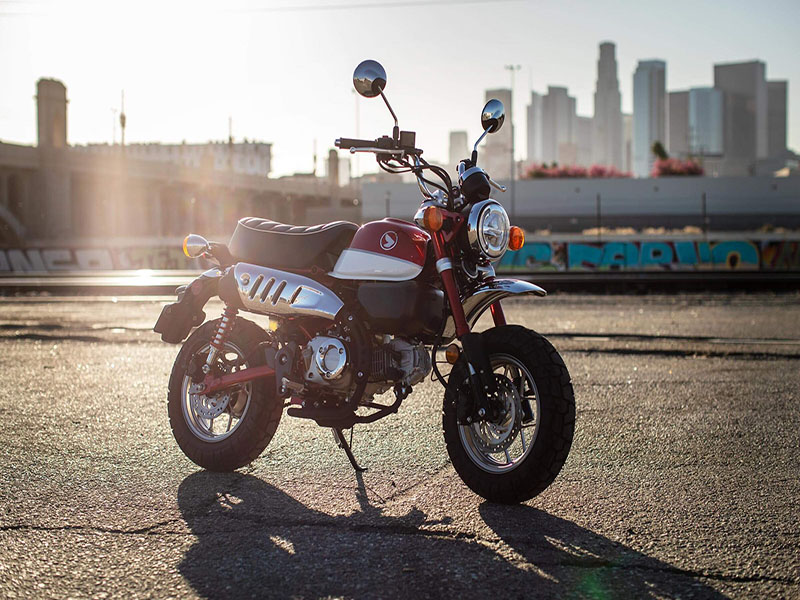 2021 Honda Monkey ABS in Berkeley, California - Photo 4