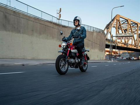 2021 Honda Monkey ABS in Long Island City, New York - Photo 7