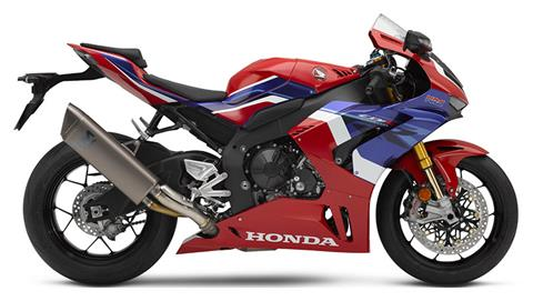 2021 Honda CBR1000RR-R Fireblade SP in Colorado Springs, Colorado