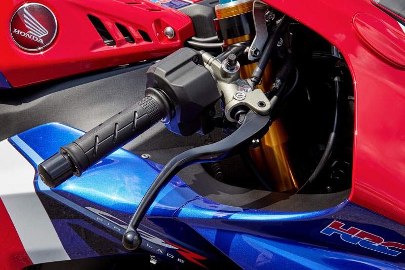 2021 Honda CBR1000RR-R Fireblade SP in Amarillo, Texas - Photo 8