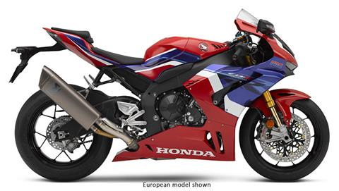 2021 Honda CBR1000RR-R Fireblade SP in Monroe, Michigan