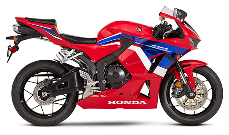 2021 Honda CBR600RR ABS in Petaluma, California