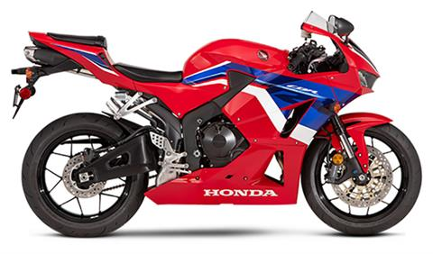 2021 Honda CBR600RR ABS in Lakeport, California