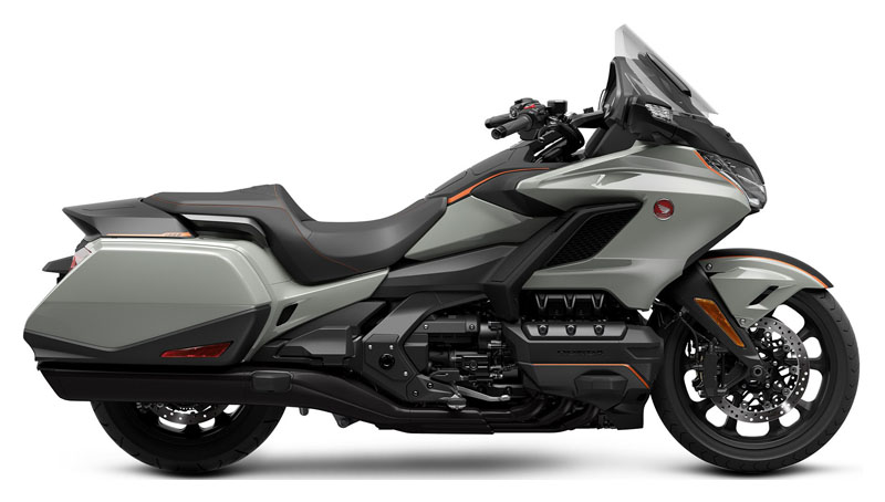 2021 Honda Gold Wing in North Reading, Massachusetts - Photo 1
