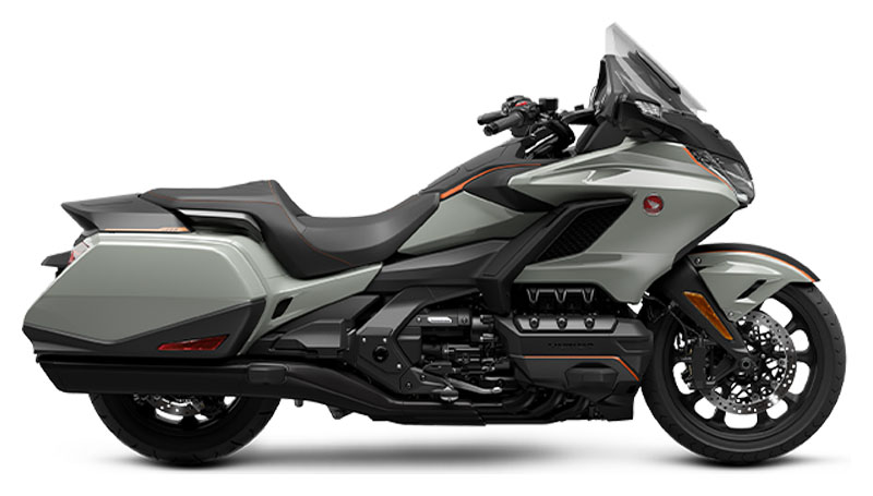 2021 Honda Gold Wing Automatic DCT in Statesville, North Carolina - Photo 1