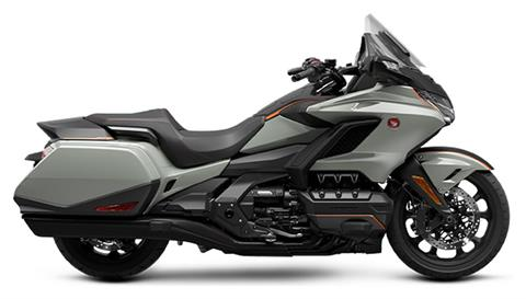 2021 Honda Gold Wing Automatic DCT in Crystal Lake, Illinois - Photo 1
