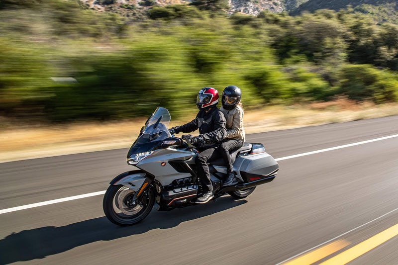 2021 Honda Gold Wing Automatic DCT in North Reading, Massachusetts - Photo 3