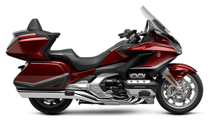 2021 Honda Gold Wing Tour Airbag Automatic DCT in Anchorage, Alaska - Photo 1