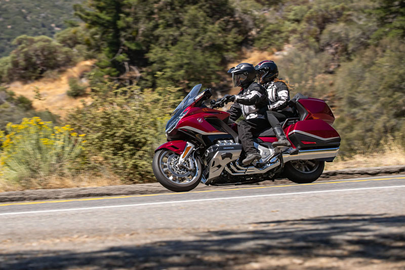 2021 Honda Gold Wing Tour Airbag Automatic DCT in Tyler, Texas - Photo 5