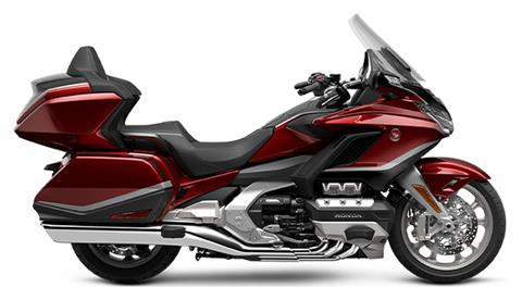 2021 Honda Gold Wing Tour Automatic DCT in Monroe, Michigan