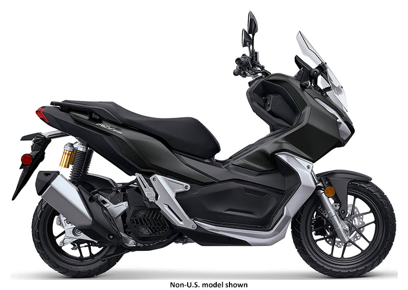 2021 Honda ADV150 in Ames, Iowa - Photo 1