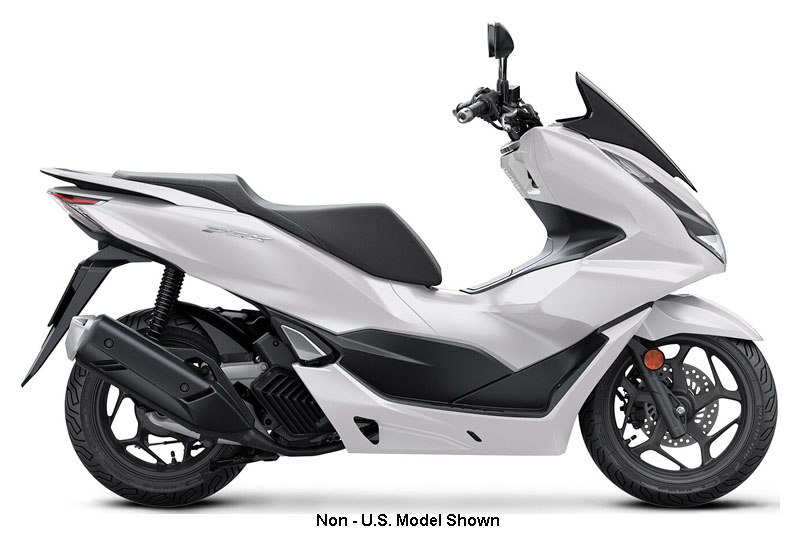 2021 Honda PCX150 in Greeneville, Tennessee - Photo 1