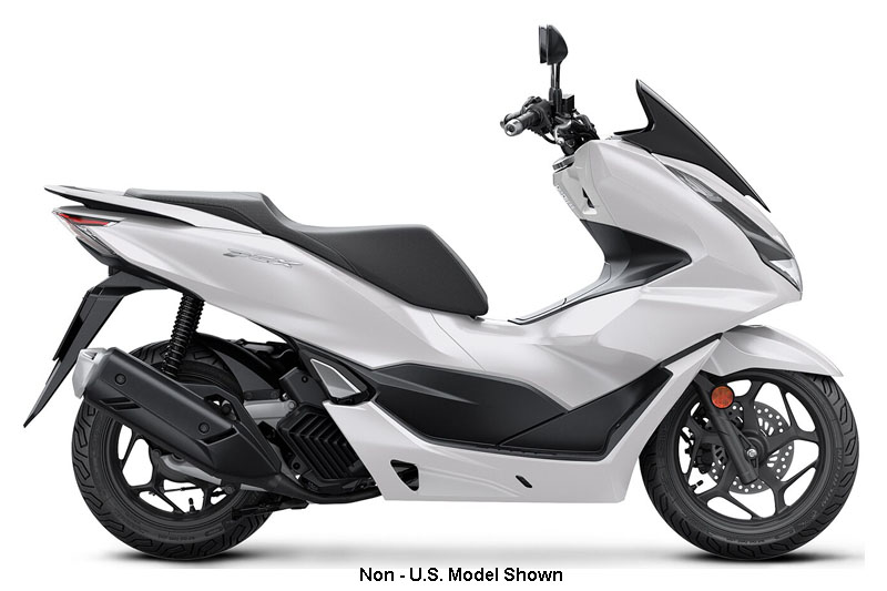 2021 Honda PCX150 ABS in Corona, California - Photo 1