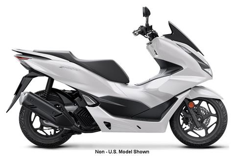 2021 Honda PCX150 ABS in Lakeport, California - Photo 1