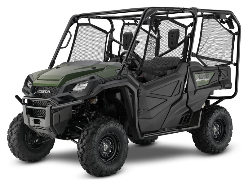 2021 Honda Pioneer 1000-5 in Goleta, California - Photo 1