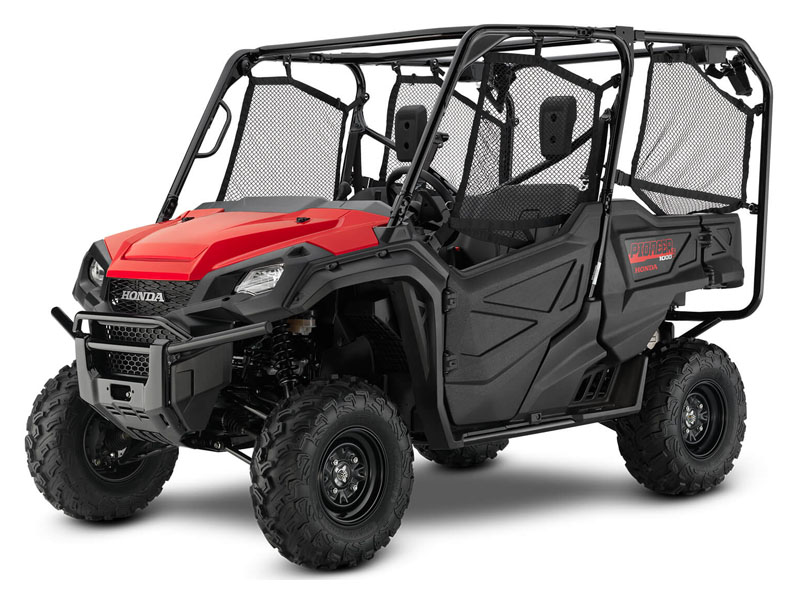 2021 Honda Pioneer 1000-5 in Tulsa, Oklahoma - Photo 1