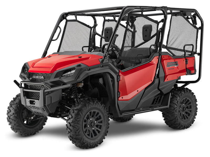 2021 Honda Pioneer 1000-5 Deluxe in Monroe, Michigan - Photo 1