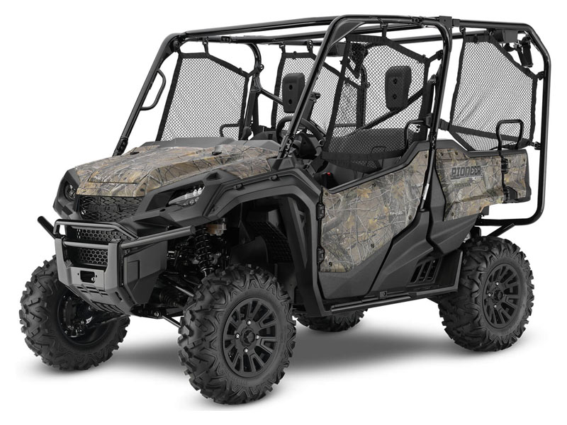 2021 Honda Pioneer 1000-5 Deluxe in Mineral Wells, West Virginia - Photo 1